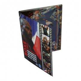 Digipack DVD Moderne 2 volets 1 plateau