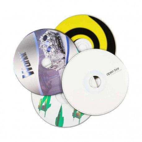 Dulication CD par gravure