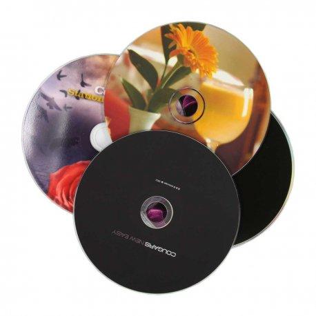 Duplication DVD par gravure