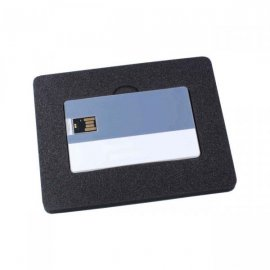 Bloc mousse adhesif pour carte USB