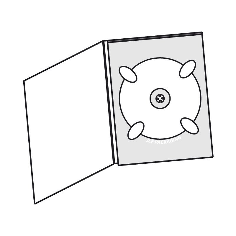 digipack dvd packaging personnalis petite quantit. Black Bedroom Furniture Sets. Home Design Ideas