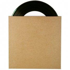 Pochette CD carton kraft sans fenêtre