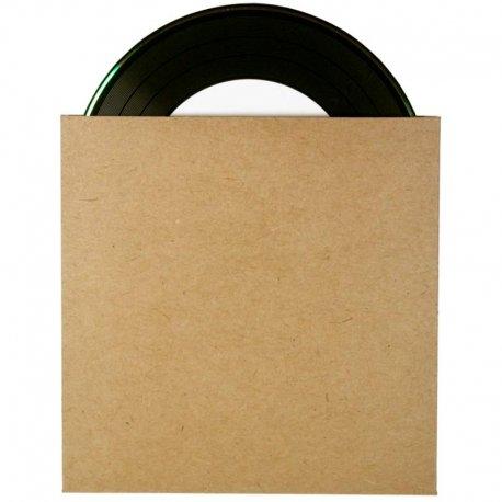 Pochette CD carton kraft