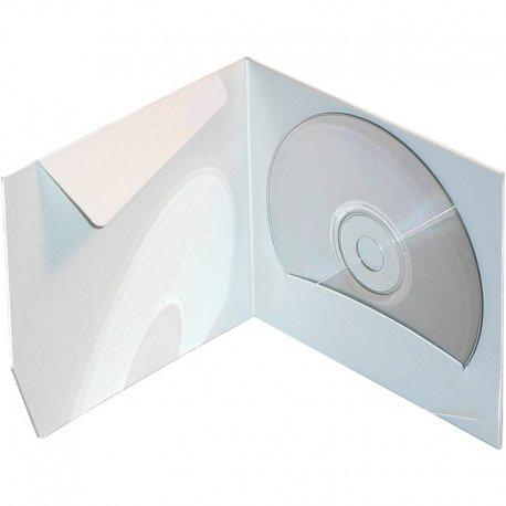 Pochette CD carton vierge