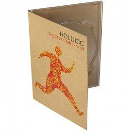 Digipack DVD carton kraft personnalisé