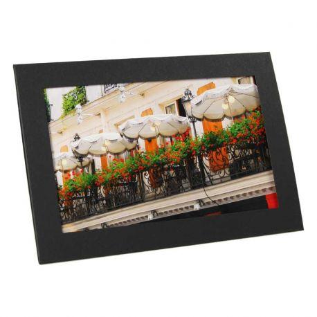 Cadre carton pour photo 10x15 présentation paysage