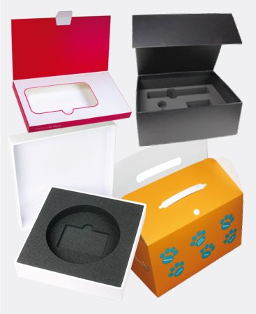 Packaging carton personnalisé sur-mesure