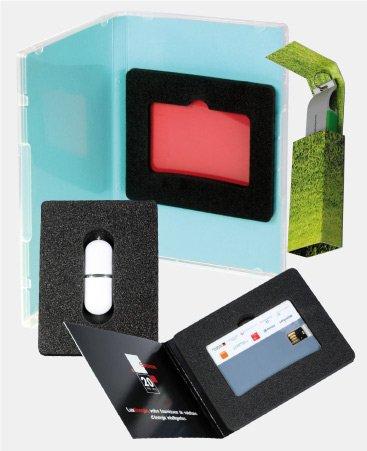 Boite, étui sur mesure, coffret personnalisé pour clé USB,